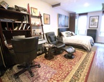 Charming Studio apartment.  Midtown West. Over 400 Sq ft.  Exposed Brick. Perfect Location.