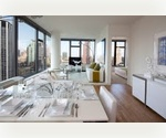 Penthouse 3 bedroom 3.5 bath city views and water views Chelsea Manhattan Luxury