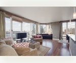 Upper West Side / Fabulous Lincoln Square Two Bedroom Two Bathroom Full Service Condominium