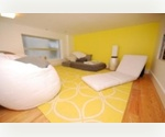 GORGEOUS OVERSIZED 2 BEDROOM WITH OPEN LOFT FEEL