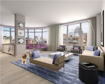 Luxury SOHO 2 Bedroom 2 Bath Penthouse with Sensational Views and Private Outdoor Space No Broker Fee
