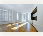 FINANCIAL DISTRICT TWO BEDROOM CONDO SUBLET- SPONSOR UNIT - NO BOARD APPROVAL REQUIRED