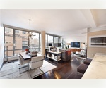 New to Market Floor Through 2 Bedroom/2 Bath with Private Terrace at the Chelsea Club