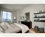 Bright 2 Bedrooms, 2 Bathrooms in Midtown west with Gourmet Kitchen and Beautiful Ceramic-Tiled Bathrooms, Hardwood Floors. Stunning Manhattan Views. Enjoy the Inside Heated Pool Year Round.