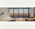 2 Bedrooms, 2 Italian Marble Baths on the 45th Floor directly overlooking the East River on the Upper East Side. Granite Counter top kitchens with Microwave, and Dishwasher. Polished Oak Flooring, and Solar Paneled Windows.